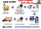 Cara Order Melia Propolis Asli