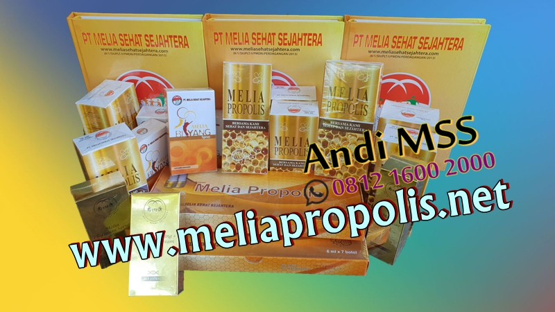 Distributor Melia Propolis Asli Di Pasir Pengaraian